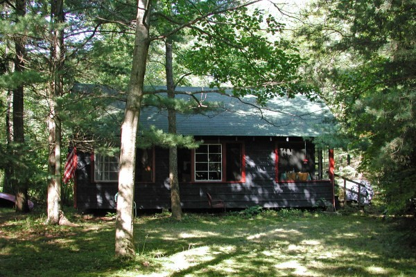 NotARoad Hamblin Cabin Lake of Bays Muskoka